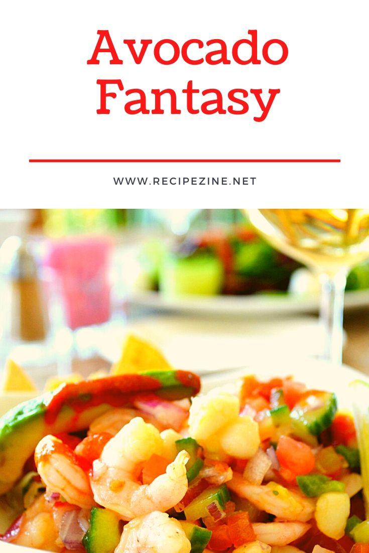 Avocado Fantasy