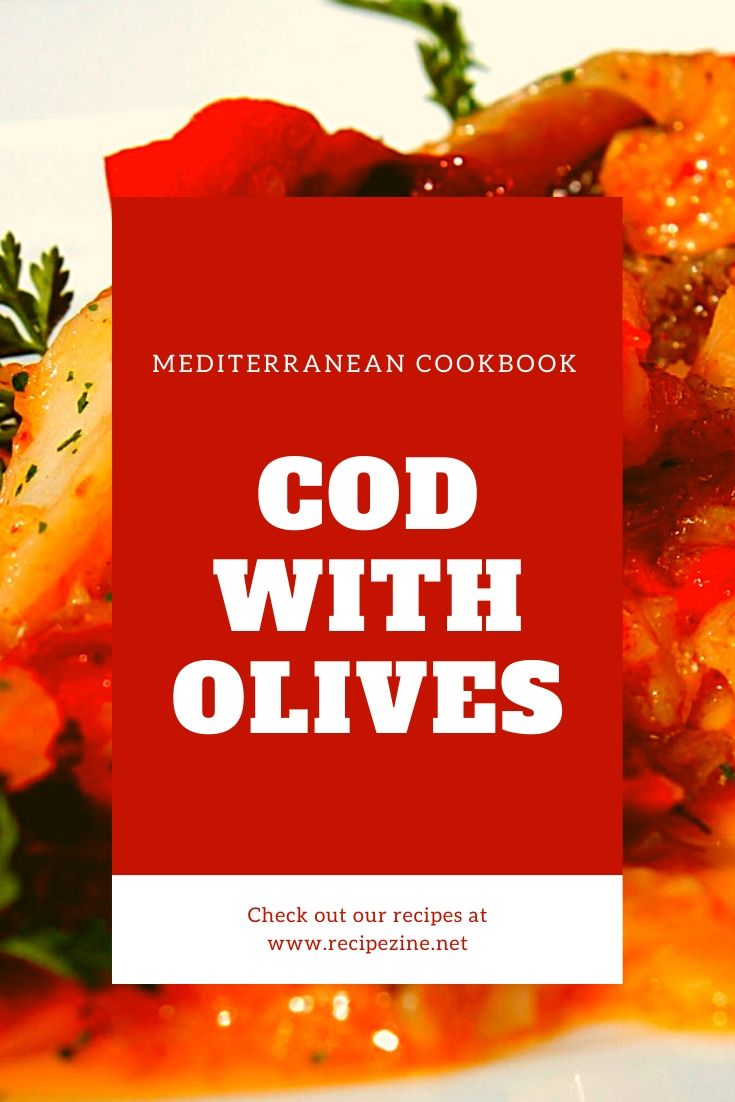 Cod With Olives Recipe