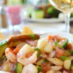Avocado Shrimps