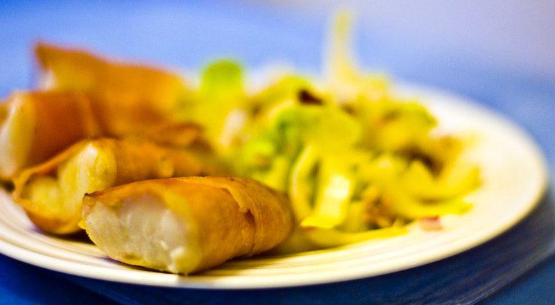 Wraps In the Sardinian Way