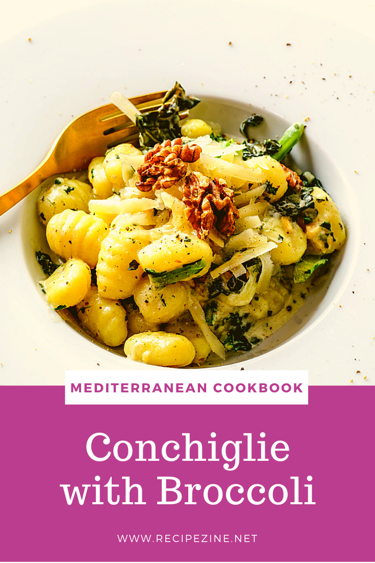 Conchiglie with Broccoli