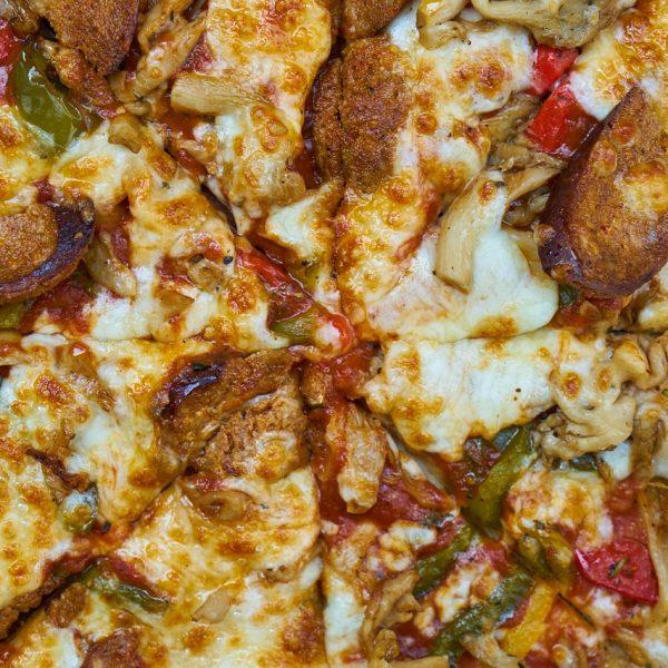 Low-Carb Pizza Recipe