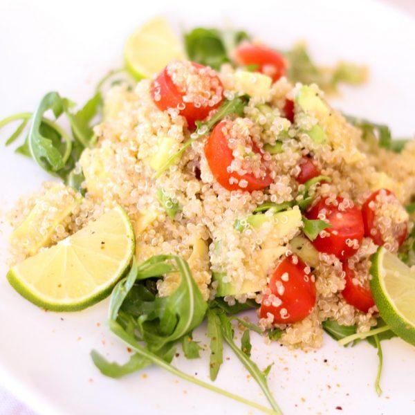 5 Quinoa Salad Recipes