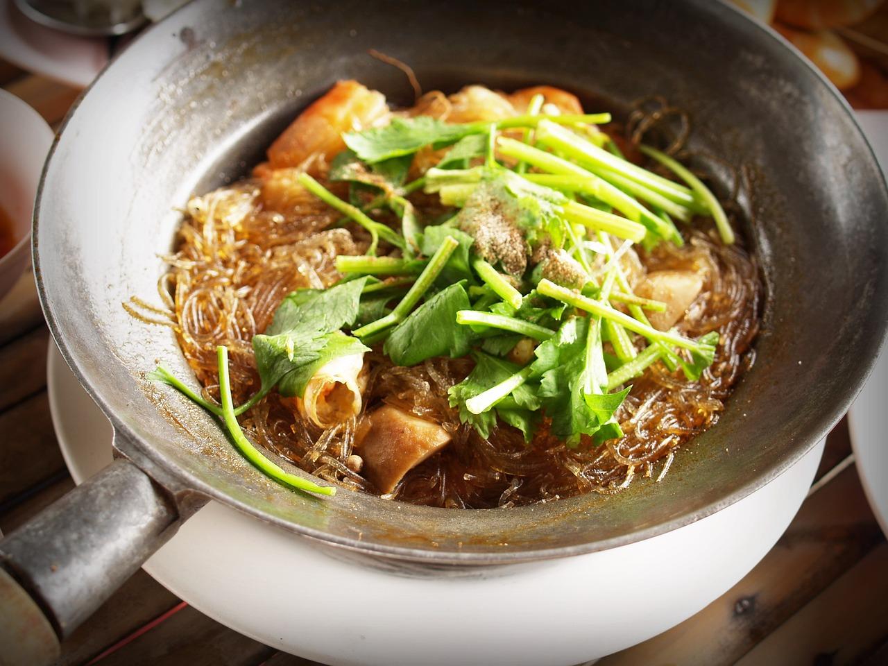 Thai Carrot Lemongrass Soup
